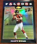 Matt Ryan Cards, Rookie Cards and Autographed Memorabilia Guide 5