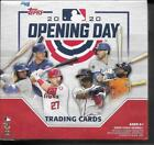 2020 Topps Opening Day Target Red Edition Box - Red Parallel