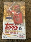 2013 Topps Series 2 MLB Sealed HOBBY BOX - 36 Packs - Mike Trout Possible