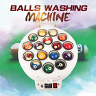 Billiard Ball Cleaner Machine Pool 16 balls Snooker 22 Balls Clean Automatic