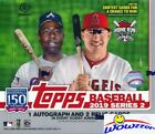 2019 Topps Series 2 Baseball HUGE Factory Sealed HOBBY JUMBO Box-3 AUTO RELIC