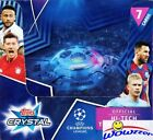 2019 20 Topps Champions League CRYSTAL 24 Pack HOBBY Box-168 Cards-HAALAND RC YR
