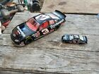 1999 Action Dale Earnhardt Sr Goodwrench Car Diecast Monte Carlo 1 24 + 1 64 lot