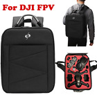 Waterproof Portable Carrying Case Backpack Bag for DJI FPV Drone Accessories