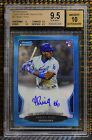 Yasiel Puig Signs Exclusive Autograph Deal with Topps 11