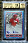 2012 Bowman Baseball Blue Wave Refractor Autographs Are Red-Hot 46