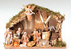 Fontanini Eleven piece figure Nativity Set 54490