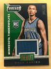 Complete Breakdown of the 2014-15 Panini Threads Basketball Rookie Cards  19