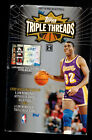2007-08 Topps Triple Threads Basketball Factory Sealed box