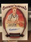 2020 Upper Deck Goodwin Champions Trading Cards 56