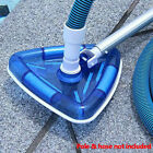 Pool Vacuum For Above Ground Pools Suction Vacuum Head Brush Cleaning Tool