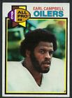 Earl Campbell Cards, Rookie Cards and Memorabilia Guide 19