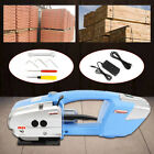New Portable Electric Strapper Strapping Machine Plastic PET Belt Strapping Tool