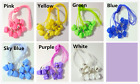 20pcs Plastic Baby Milk Teeth Holder Boxes Save Tooth Storage Case Kids Necklace