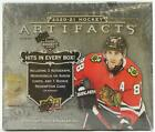 2020 21 UPPER DECK ARTIFACTS HOCKEY HOBBY BOX