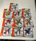 D2 Matchbox SKY BUSTERS Commercial And Military Aircraft Airplanes 2000 Lot Qt10