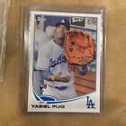 Top Yasiel Puig Baseball Cards Available Right Now 32