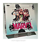 WOMEN OF MARVEL SERIES 2 FACTORY SEALED BOX AND BINDER WITH PROMO P3