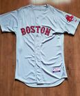 Authentic majestic Boston Red Sox jersey *blank* from Yawkey way store!