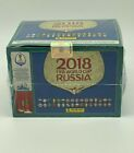 Panini World Cup 2018 Sticker Box (104 Packs Per Box) Pink Back! Made in Brazil