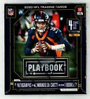 2020 Panini Playbook Football Factory Sealed HOBBY BOX Free Priority S H