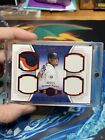 2012 MIGUEL CABRERA Topps Museum Collection 40 75 Three Color Patch Relic Tigers