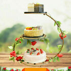 3 Tier stainless steel Cake Stand Wedding Birthday Party Easy Installation