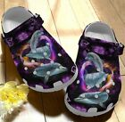 Dolphin Crocband Clog Adorable Dolphins