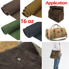 16 OZ Waterproof outdoor Contton Canvas Fabric By The Yard58inchX36inch Tooling
