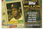 2010 Topps Million Card Giveaway Tips 9