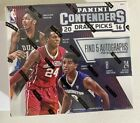 2016 17 Panini Contenders Draft Basketball HOBBY Box FACTORY SEALED 5 Autos