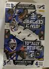 2014 Panini Totally Certified Football New And Factory Sealed Hobby Box