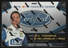 2016 Panini Certified Racing Factory Sealed Hobby Box 10 Packs with 4 Hits!