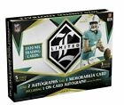 2020 Panini Limited Football Hobby Factory Sealed Box