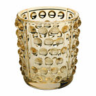 NEW LALIQUE CRYSTAL MOSSI VOTIVE GOLD LUSTER 10370000 BRAND NIB SAVE F SH