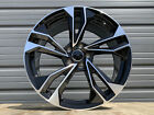 19 Wheels Fit Audi A4 A5 S4 S5 A6 Q3 Q5 Passat 19x85 +40 5x112 Rims Set 4
