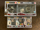 The Witcher Wild Hunt III Funko Pop Lot Including Exclusives - 5 Pops