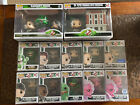 Pop! Television Ghostbusters Funko Pop Lot Including Exclusives - 12 Pops