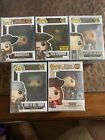 Pirates of the Caribbean Funko Pop Lot Including Exclusives - 5 Pops