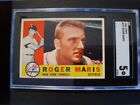 Roger Maris Cards and Autographed Memorabilia Guide 12