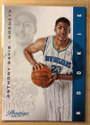 Anthony Davis Rookie Cards Checklist and Gallery 45