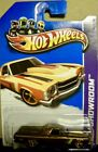Hot Wheels Super Treasure Hunt 1971 Chevy El Camino VHTF RR 13 HW Showroom