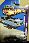 Hot Wheels 72 FORD GRAN TORINO SPORT Super Treasure Hunt Free Shipping
