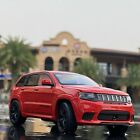 Diecast Cherokee Jeep Car 132 Alloy Toy Grand Model Collectible Souvenir Gift
