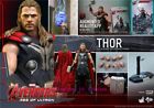 Perfect Hot Toys  Mms306  Avengers Age Of Ultron 1 6th Thor Action Figue Toy