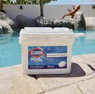 Clorox Pool  Spa Chlorinating Tablets 25 lb Bucket 3 in Chlorine Tabs Fast Ship