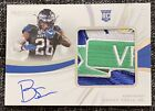2019 Panini Immaculate 3 5 Collegiate Benny Snell Jr Auto Patch RC Steelers