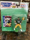 The LEGEND!!! Reggie White Green Bay Packers 1997 Starting Lineup Figure
