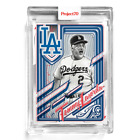 2021 Topps PROJECT 70 TOMMY LASORDA by Mister Cartoon card 5 IN-HAND!