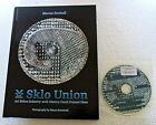 SKLO Union Art Before Industry20 century Czech Glass Book and CD Hardcover New